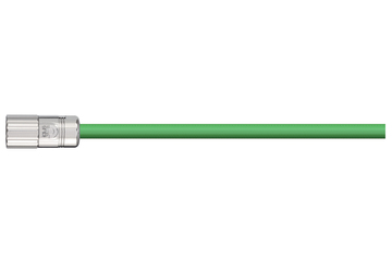 readycable® pulse encoder cable similar to Baumüller 198964 (8 m), pulse encoder base cable PUR 10 x d