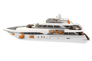 igus® solutions for yachts