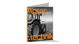 Brochure agricultural engineering